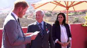 Best of The Duke and Duchess of Sussex in Morocco [Video]