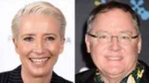 Emma Thompson Explains Decision to Exit 'Luck' After John Lasseter Was Hired | THR News [Video]