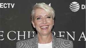 Actress Emma Thompson Calls Out Company Over John Lasseter Hiring [Video]