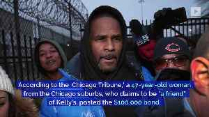 R. Kelly Posts Bail, Then Goes to McDonald's and Cigar Lounge [Video]