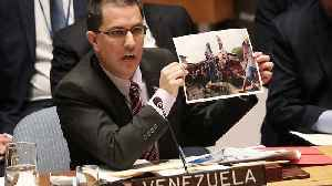 UN Security Council holds emergency meeting on Venezuela crisis [Video]