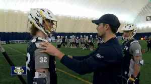 Wisconsin natives contributing to Marquette men's lacrosse team's success [Video]