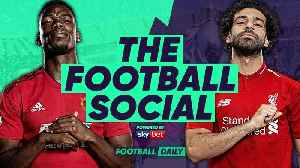 LIVE: Manchester United 0-0 Liverpool | Title Advantage to Manchester City? | #TheFootballSocial [Video]
