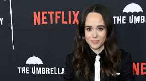 Ellen Page Talks About Hollywood's Pressure In Staying Closeted [Video]