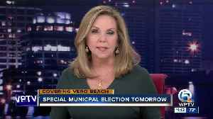 Special election in Vero Beach on Tuesday [Video]