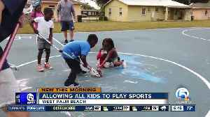 West Palm Beach program helping expose children to sports [Video]