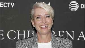 Emma Thompson Calls Out John Lasseter [Video]