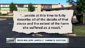$300 million lawsuit filed against Buffalo Diocese, Franciscans [Video]