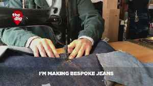 The Dig: Making The Perfect Pair Of Jeans [Video]