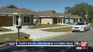 Tampa non-profit creating new, affordable housing in Jackson Heights [Video]