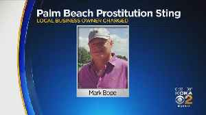 Pittsburgh Business Owner Charged In Florida Prostitution Sting [Video]