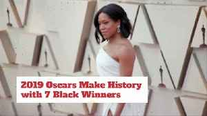 African American Women Make A Winning Oscar Statement [Video]