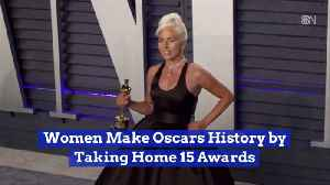 Women Are Big Winners At The Oscars [Video]