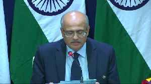 India confirms air strikes inside Pakistan [Video]