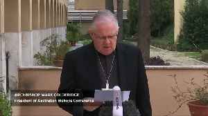 President of Australian Bishops says news of Cardinal Pell conviction has shocked many [Video]