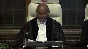 UK must return Indian Ocean islands to Mauritius - ICJ [Video]