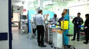 No-deal Brexit may hit UK health service, report cautions [Video]