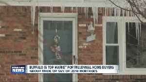 Buffalo is top market for millennial home buyers [Video]