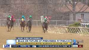 Pugh pleads with citizens to get behind effort to save Preakness [Video]