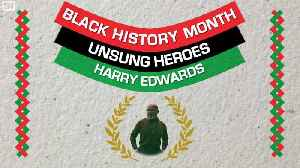 Unsung Heroes: Harry Edwards, a Voice Behind John Carlos, Tommie Smith and Colin Kaepernick [Video]