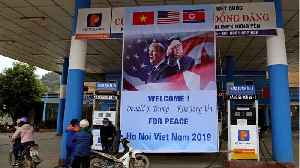 President Trump Arrives In Vietnam For Summit With North Korea's Kim [Video]