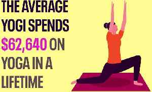 Yoga Can Be A Big Financial Commitment [Video]