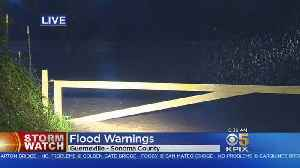 Team Coverage: Rising Waters, Mudslide Risks In North Bay Due To Atmospheric River [Video]