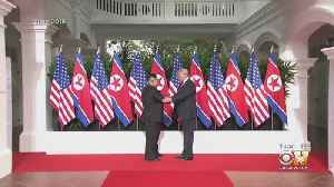 President Trump Joins Supreme Leader For Second Summit [Video]