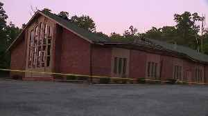 Church Welcomes Back Parishioners After Roof Collapse [Video]