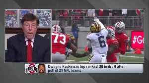 NFL Network's Charlie Casserly's poll of 21 NFL teams reveals ranking of top QBs [Video]