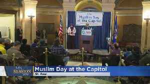 Muslim Day 2019: Minnesota Muslims Talk With Lawmakers [Video]