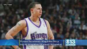 Ex-Sacramento Kings Star Mike Bibby Facing Allegations Of Sexual Misconduct [Video]