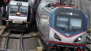 Amtrak Train With 183 Aboard Freed After 37 Hours In Snowy Oregon [Video]
