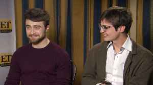 Daniel Radcliffe On 'Miracle Workers' [Video]