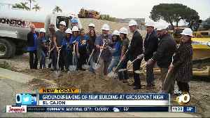 News video: District plan to upgrade schools continues with Grossmont High