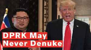 News video: North Korea Won't Denuclearize - Here's Why