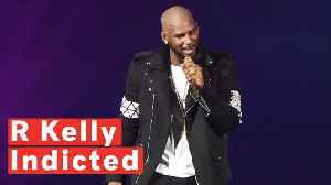 R Kelly Charged With 10 Counts Of Sexual Abuse [Video]