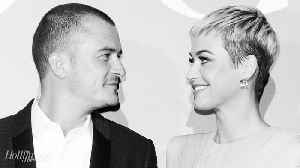 Katy Perry Reveals How Orlando Bloom Popped the Question | THR News [Video]