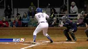 High School Softball: Ocean Springs vs. St. Patrick [Video]