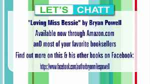 Author Bryan Powell's new book,