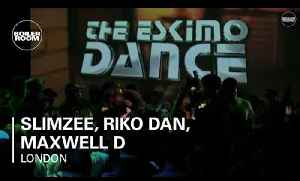 Slimzee, Riko Dan, Maxwell D & Major Ace ICA x The Eskimo Dance x Boiler Room London [Video]