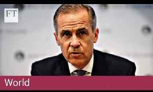 Mark Carney statement on UK and US derivatives deal [Video]