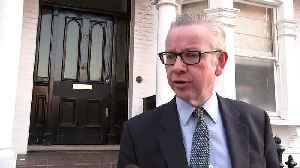 Michael Gove: MPs should concentrate on getting Brexit deal [Video]
