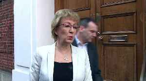 Leadsom: I don't want Brexit delay with Article 50 extension [Video]