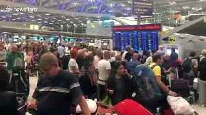 India-Pakistan conflict leaves thousands of passengers stranded at Thai airport [Video]