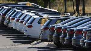 U.S. Auto Sales Are Projected To Fall Again [Video]