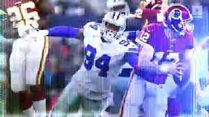 NFL Issues Indefinite Suspension for Cowboys DE Randy Gregory [Video]