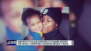 DPD officer's testimony contradicts previous account of deadly police raid with feds [Video]