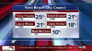Voters choose 3 council members in special election [Video]