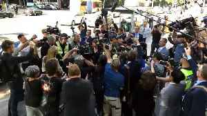 Angry Mob Heckles George Pell as He Arrives at Court For Pre-Sentencing Hearing [Video]
